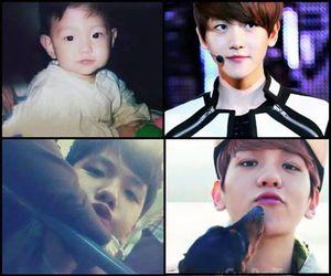 baby, exo, and baekhyun image