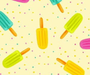 wallpaper, background, and ice cream image