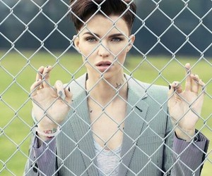 ruby rose, orange is the new black, and oitnb image