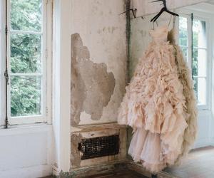 dress, beautiful, and pretty image