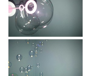 balloons, bored, and pink image