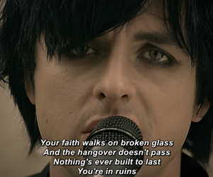 green day and 21 guns image