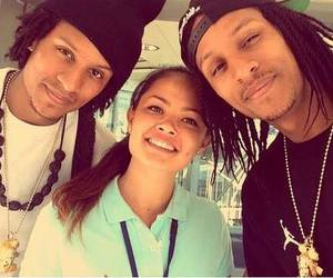 twins, les twins, and laurent bourgeois image