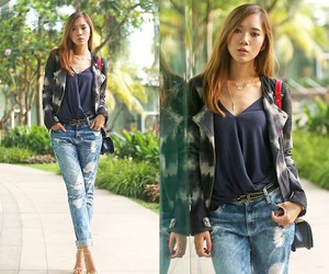 clothes, jeans, and camille co image