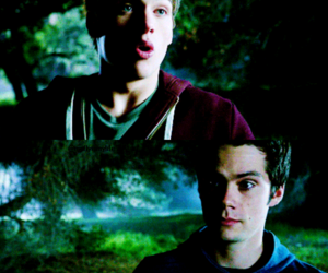 spoiler, teen wolf, and dylan o'brien image