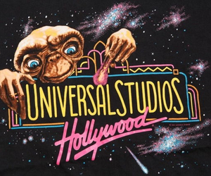 alien, cool, and universal studios image