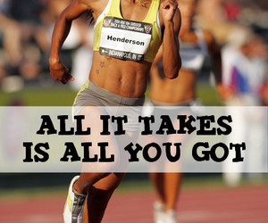track and field, active, and motivation image