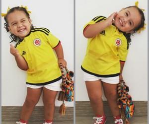 cute, salomé rodríguez, and baby image