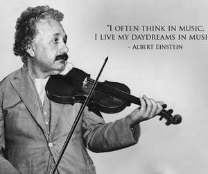 music, Albert Einstein, and einstein image