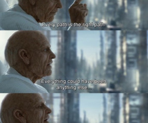 life, quote, and mr. nobody image