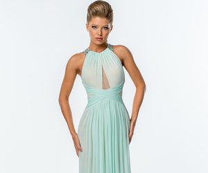 beauty, dress, and pageant image