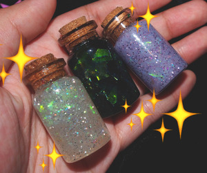 pastel, sparkle, and wanderlust image