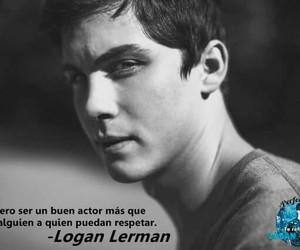 loganlerman image