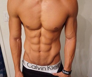 boy, Calvin Klein, and sexy image