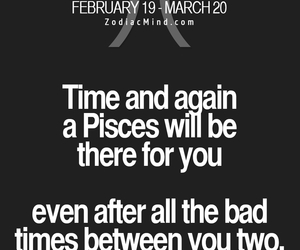 astrology, pisces, and zodiac image