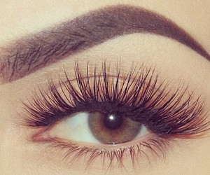 nice, great lash, and volume image