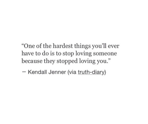 breakup, hard, and Kendall image