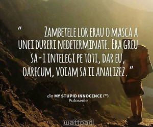 quotes, romania, and wattpad image