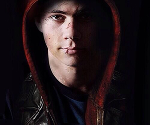 dylan o'brien, teen wolf, and stiles stilinski image