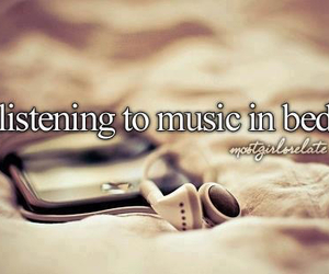 music and just girly things image