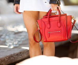 bag, celine, and paris image