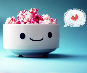 cute, heart, and pink image