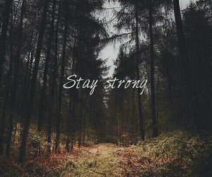 wallpaper and stay strong image