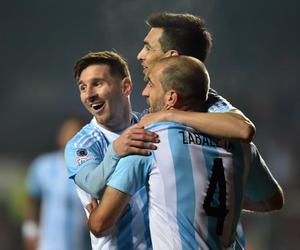 argentina, messi, and pastore image