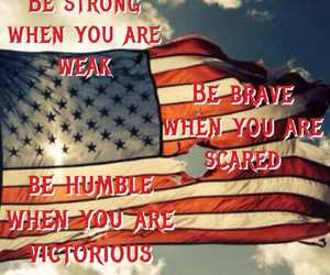 brave, country, and humble image