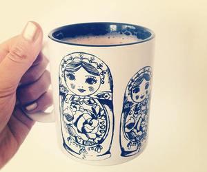 cup and Matryoshka image