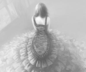 anime, dress, and art image