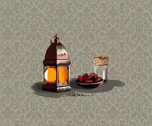 arabic, art, and ramadan kareem image