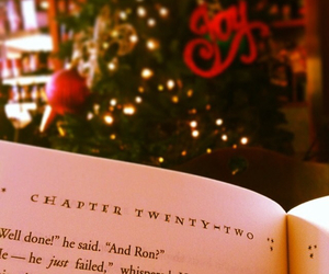 book, read, and christmas image