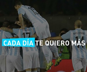 argentina, chile, and futbol image