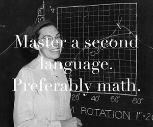funny, inspirational, and math image