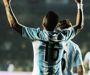 argentina, copa america 2015, and marcos rojo image