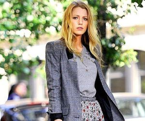 beauty, blake lively, and fashion image