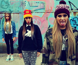 girl, swag, and style image