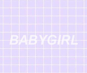 purple, baby, and pastel image