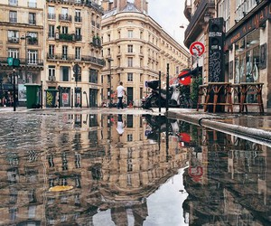city, travel, and places image