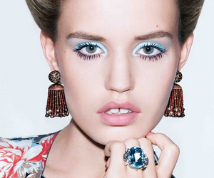 beauty, ring, and fashion image