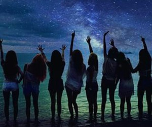 snsd, girls generation, and party image