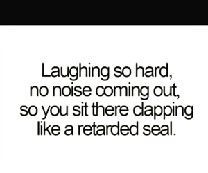 funny, laugh, and laughing image