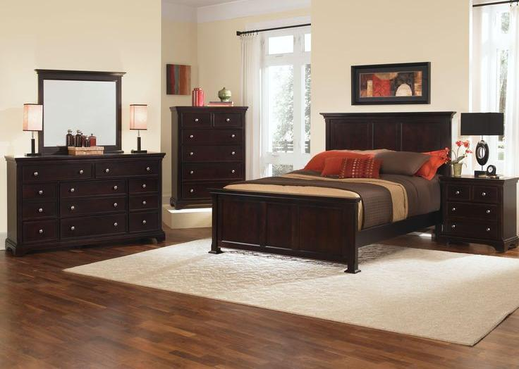 Bedroom Furniture: Interesting Design Of Bedroom Style With ...