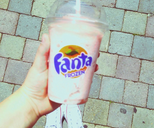 cool, fanta, and pink image