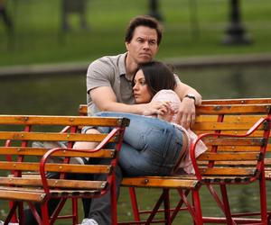 mark wahlberg, Mila Kunis, and TED image