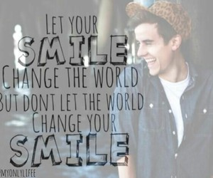 connor franta, youtube, and quote image