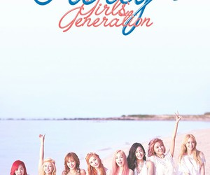 girls, girls generation, and snsd image