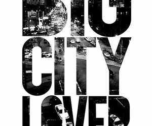 city, lover, and big image