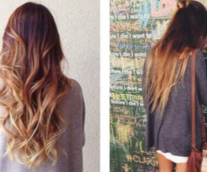 look, Mechas, and californianas image